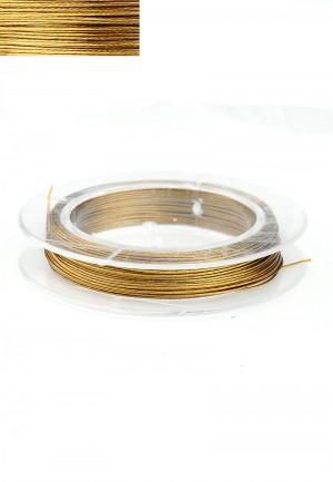 metaaldraad-goud-038mm-rol-10-meter