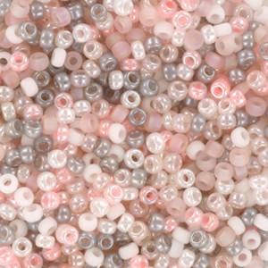 Miyuki rocailles 11/0 (2mm) 5 gram mix 18