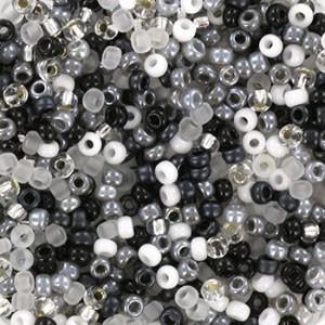 Miyuki rocailles 11/0 (2mm) 5 gram mix 26