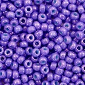 miyuki-rocailles-80-3mm-5-gram-opaque-dyed-bright-purple