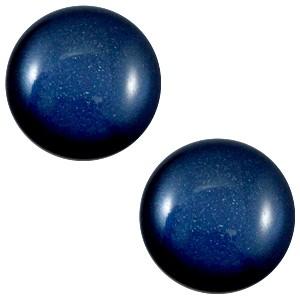 Polaris cabochon 12mm classic radiant blue