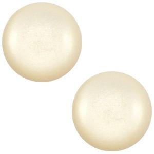 Polaris cabochon 12mm classic silk beige