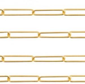 stainless-steel-schakel-jasseron-21x6mm -goud-per-20cm