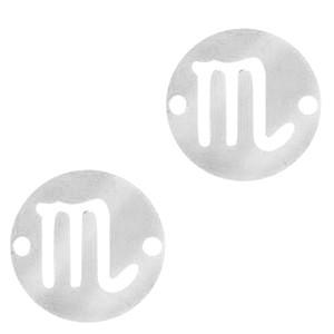 bedel-tussenzetsel-sterrenbeeld-schorpioen-zilver-stainless-steel-12mm