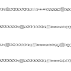 stainless-steel-jasseron-ca2mm-dots-zilver-per-20cm