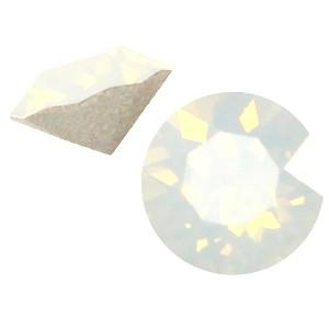 Swarovski puntsteen SS24 white opal