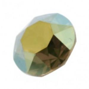 Swarovski puntsteen SS39 iridescent green