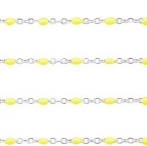 stainless-steel-balletjes-jasseron-1mm-yellow-zilver-per-20cm