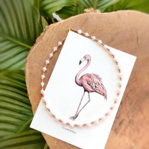 diy-pakket-choker-zoetwaterparels-met-roze-en-gouden-kraaltjes