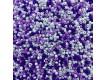 DIY pakket ketting purple blue & muntjes
